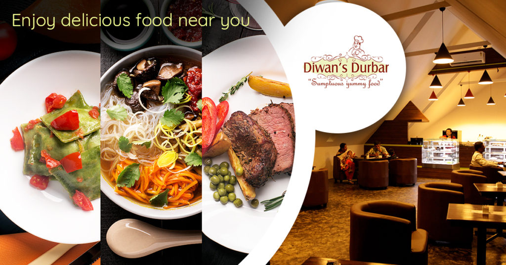 Enjoy Delicious Food Near You