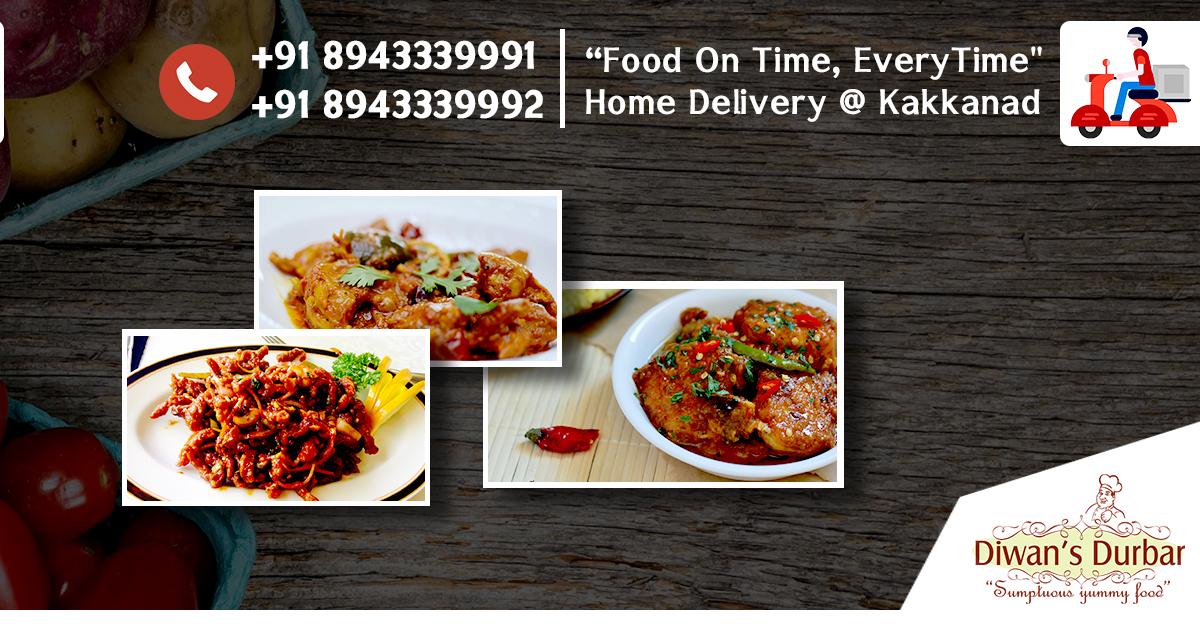 Order Food Online Near Kakkanad