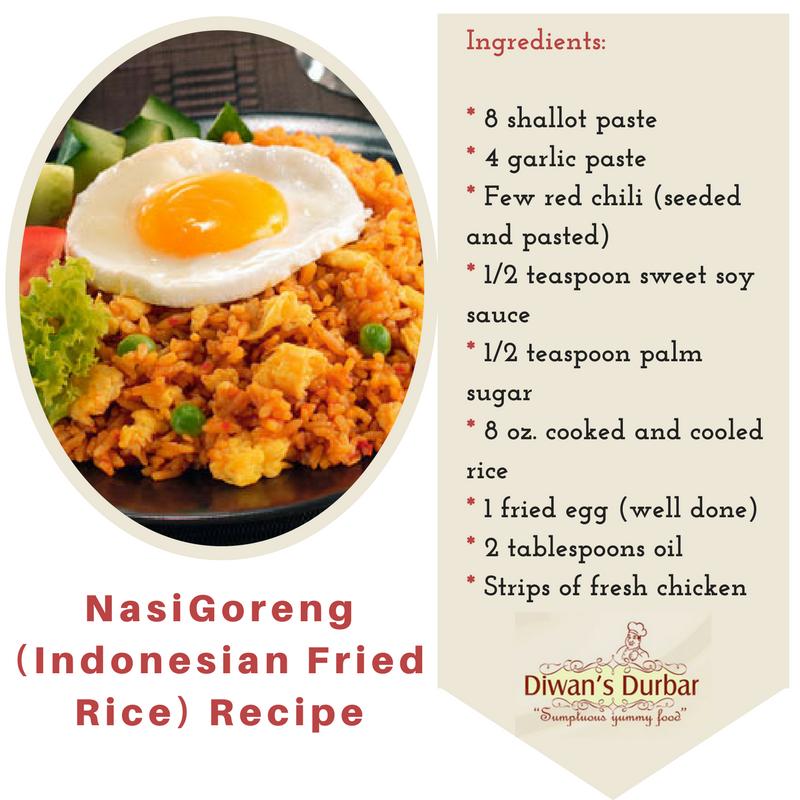 Indonesian friedrice
